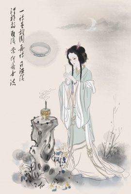 """古代四大美女之一的貂蝉葬于山西忻州,真实名字是""""任红"""